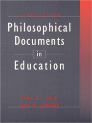 Philosophical Documents In Education