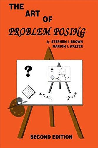 Art Of Problem Posing