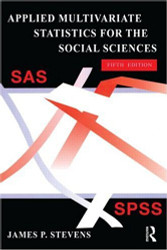 Applied Multivariate Statistics for the Social Sciences  by Keenan Pituch