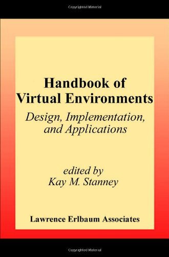 Handbook Of Virtual Environments