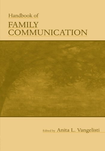 Handbook Of Family Communication