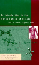 Introduction To The Mathematics Of Biology