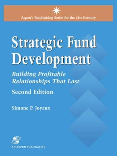 Strategic Fund Development
