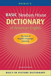 Heinle's Basic Newbury House Dictionary Of American English With Built-In