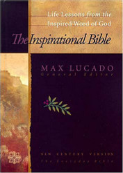 Inspirational Study Bible Holy Bible New King James Version