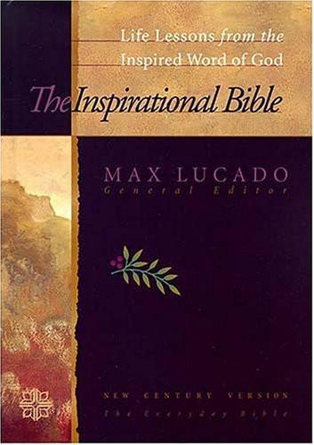 Inspirational Study Bible Holy Bible New King James Version