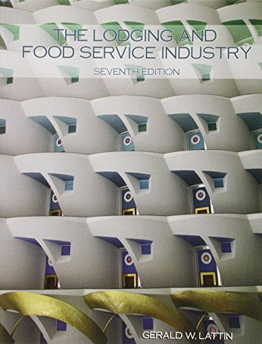 Lodging And Food Service Industry