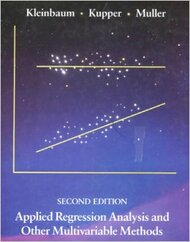 Applied Regression Analysis and Other Multivariable Methods by David Kleinbaum
