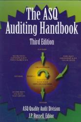 Asq Auditing Handbook