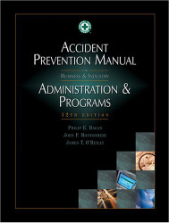Accident Prevention Manual For Business And Industry