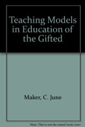 Teaching Models In Education Of The Gifted