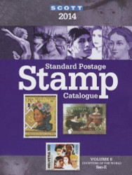 Scott Standard Postage Stamp Catalogue Volume 6
