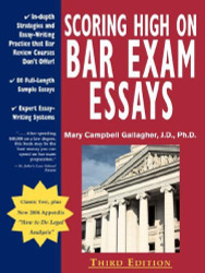 Scoring High On Bar Exam Essays