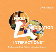 Food Medication Interactions   - Zaneta M Pronsky