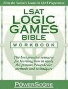 PowerScore LSAT Logic Games Bible Workbook