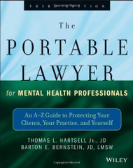 Portable Lawyer For Mental Health Professionals