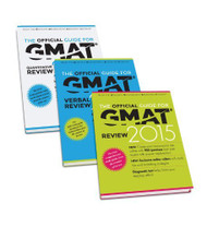 Official Guide For Gmat Review 2015 Bundle