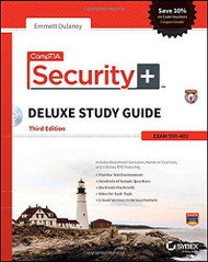 Comptia Security+ Deluxe Study Guide
