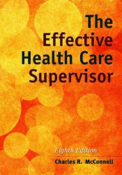 Effective Health Care Supervisor