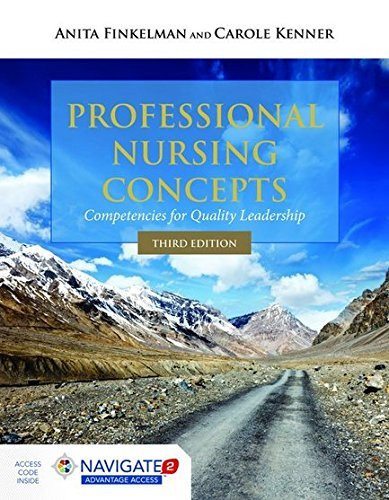 Professional Nursing Concepts