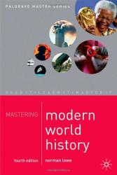 Mastering Modern World History Ed