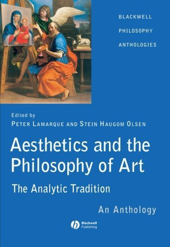 Aesthetics And The Philosophy Of Art