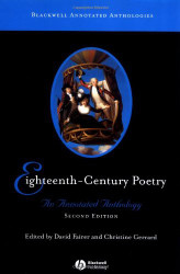 Eighteenth-Century Poetry