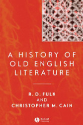 History Of Old English Literature