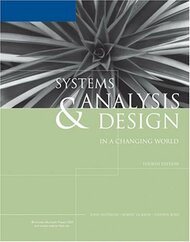 Systems Analysis And Design In A Changing World by John W Satzinger