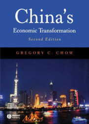 China's Economic Transformation