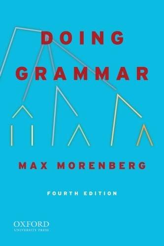 Doing Grammar