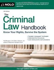 Criminal Law Handbook