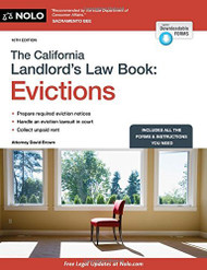 California Landlord's Law Book