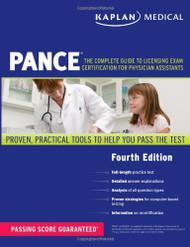 Kaplan Medical Pance