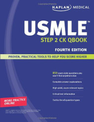 Kaplan Medical Usmle Step 2 Ck Qbook