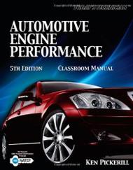 Today's Technician Auto Engine Performance-Classroom Mnl