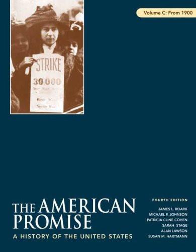 American Promise Volume C