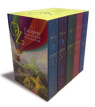 Oz The Complete Collection