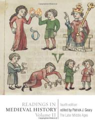 Readings In Medieval History Volume 2