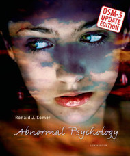 Abnormal Psychology by Comer Ronald J.