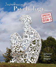 Introducing Psychology With Updates On Dsm-5