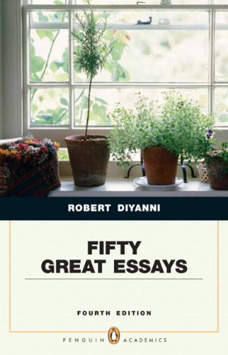 Fifty Great Essays
