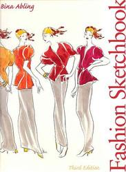 Fashion Sketchbook - Bina Abling