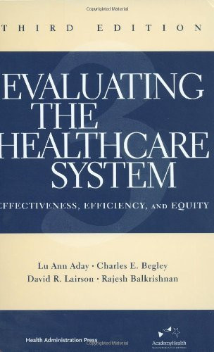 Evaluating The Healthcare System