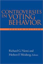 Controversies In Voting Behavior -  Richard G Niemi