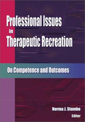 Professional Issues In Therapeutic Recreation