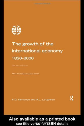 Growth Of The International Economy 1820