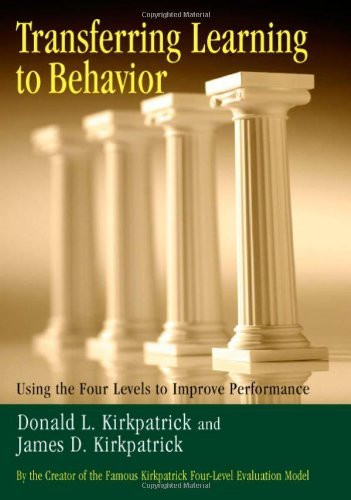 Transferring Learning To Behavior