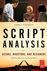 Script Analysis For Actors Directors And Designers