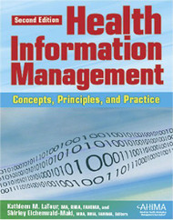 Health Information Management  by AHIMA